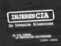 cia contra venezuela